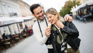 create happy memories with your partner