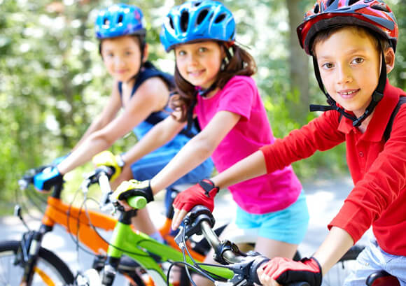Ensuring Healthy Lifestyle for Kids