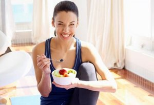 Eating Carbs and Fats Before a Workout?