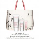 Do Valentine's differently with 4-pc Prosperity Gift Set with Clarins' Malaysia Chinese New Year promotion