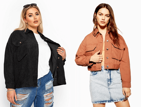 Ways of Styling a Shacket