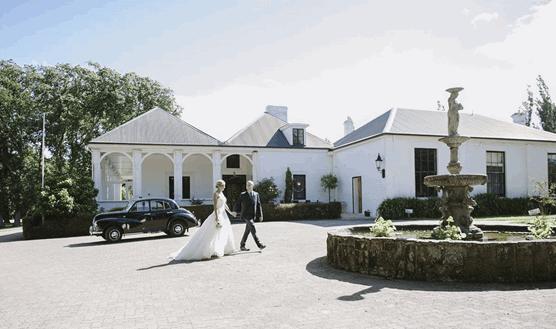 Choosing Wedding Venues In Hobart