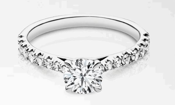 Engagement Diamond is Real